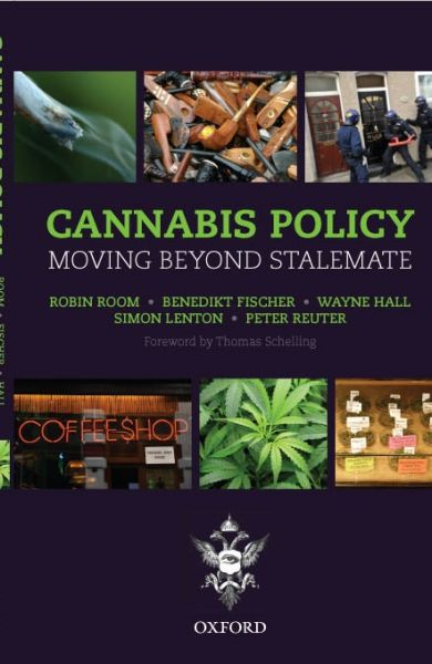 Cannabis Policy: Moving Beyond Stalemate