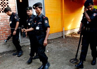 WikiLeaks cables: Bangladeshi 'death squad' trained by UK government